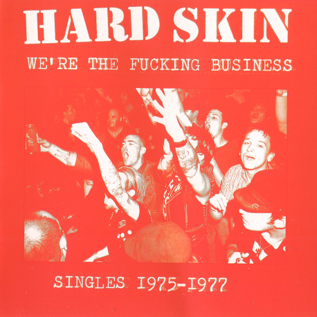 We're The Fucking Business CD